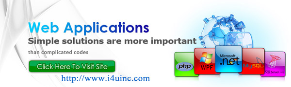 Website Development - Visit i4uinc.com